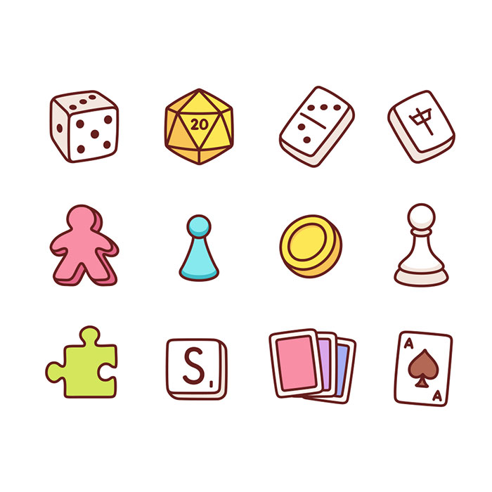 Board Games/Toys/Books