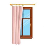 Curtains/Shades
