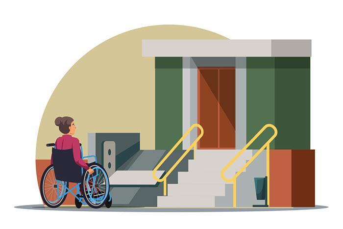 Handicap Ramp