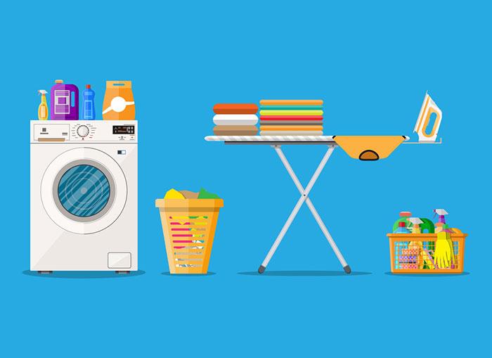 Laundry Baskets/Racks