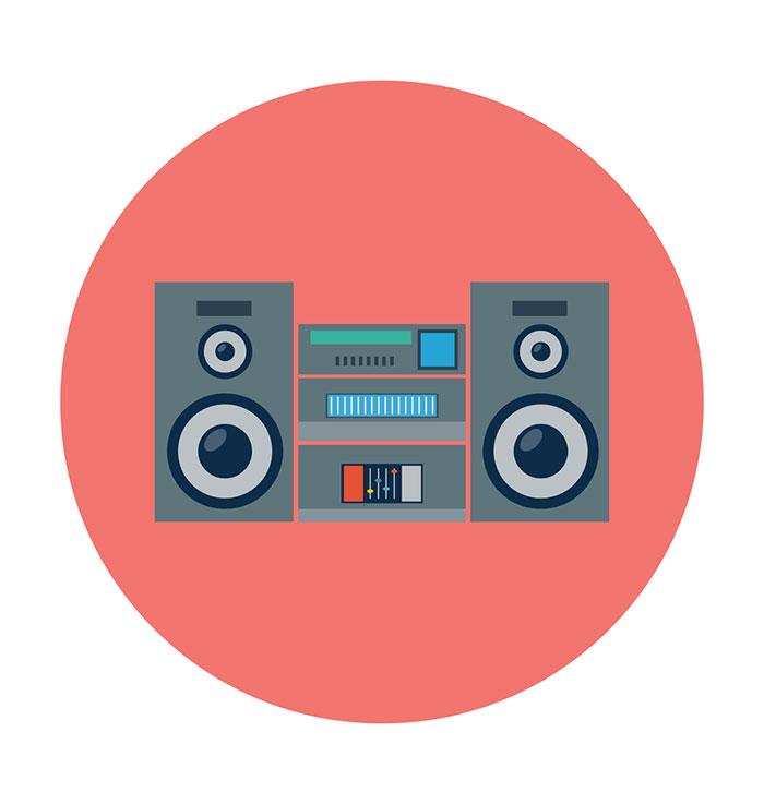 Music Entertainment System